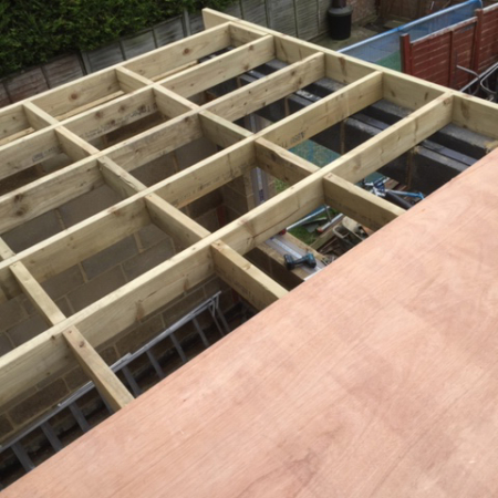 Flat Roof Structural 1