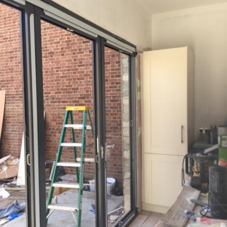 Redecoration Back Doors 1